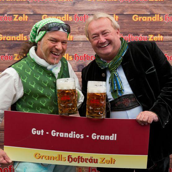 Grandls Hofbräu Zelt
