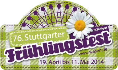 Fr�hlingsfest. 19. April bis 11. Mai 2014